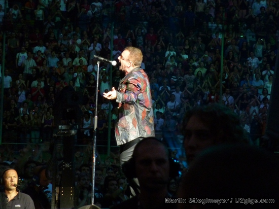 Photo by Martin Stieglmayer / U2gigs.com