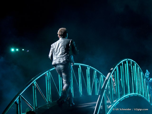 Photo by Uli Schneider / U2gigs.com