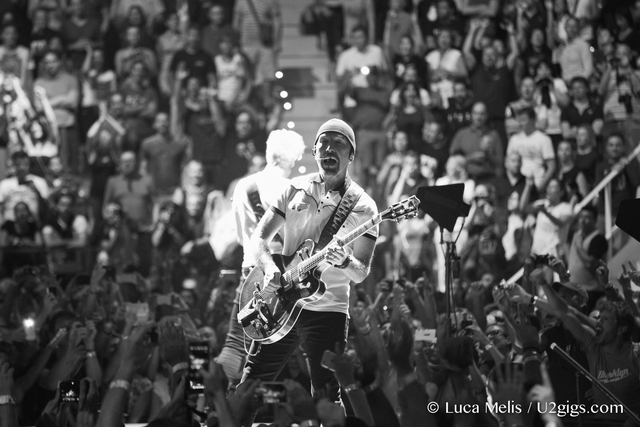 Photo by Luca Melis / U2gigs.com