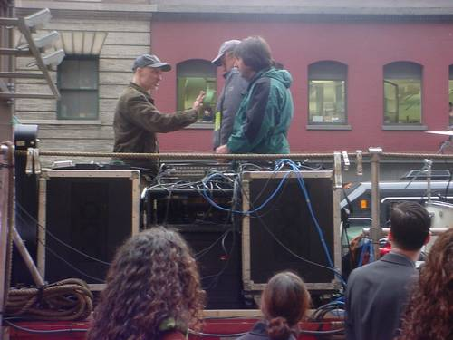 Varick Street, New York - photo by Edita Zulic / editanyc@yahoo.com